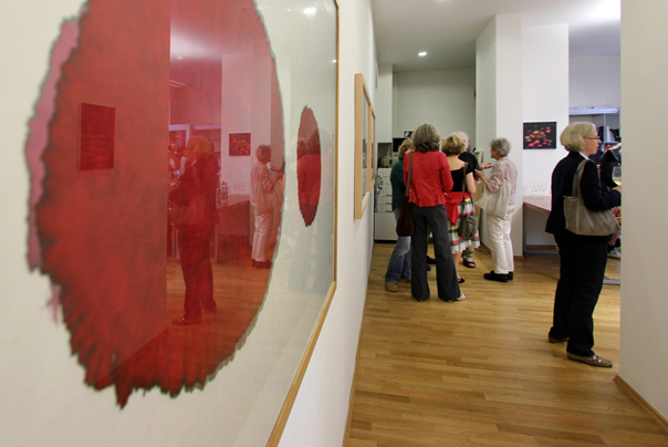 Photo © András Alapfy - Galerie Westend, München 2012
